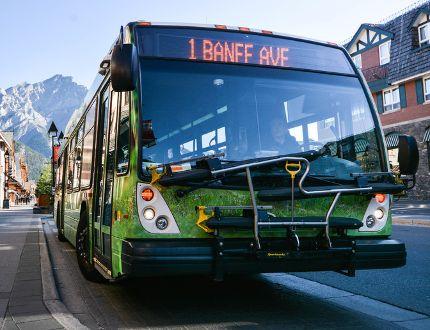 Roam public transit. (Daniel Katz/ Crag & Canyon Archives)