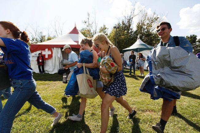 2016 Edmonton Folk Music Festival