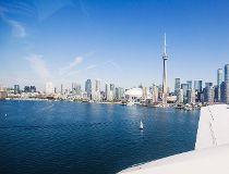 Niagara to Toronto flight 2016