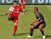 Toronto FC forward Sebastian Giovinco