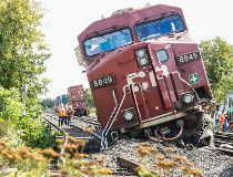 CP derailment