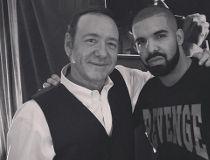 Drake kevin spacey