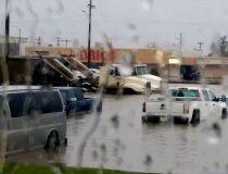 Westlock floods