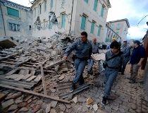 Earthquake Italy