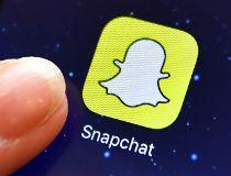 Snapchat app logo
