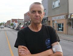 Mayor of Trent Hills Hector Macmillan is seen in in Campbellford. (Pete Fisher/Postmedia)
