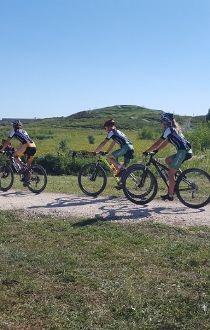 Bison Butte Mountain Bike Course