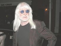 Blues rocker Edgar Winter plays London Music Hall Saturday night.