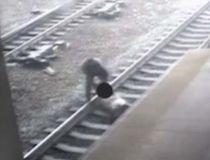 NJ train rescue