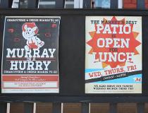 Murray Street restaurant