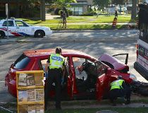 TTC bush fatal crash