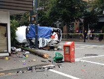 Vancouver crash