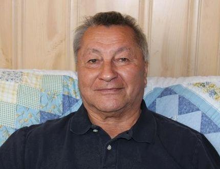 Newly elected Attawapiskat Chief Ignace Gull