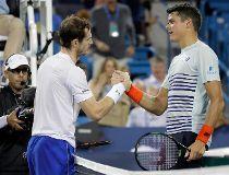 Milos Raonic Andy Murray