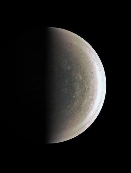Jupiter Pole