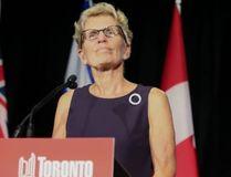 Premier Kathleen Wynne at Queen's Park in Toronto on Sept. 6, 2016. (Veronica Henri/Toronto Sun)