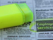 Employment services ad - unemployment work working