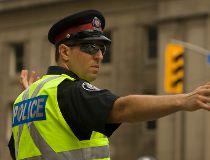 Cop traffic