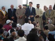 Trudeau mosque