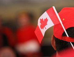Canadian flag. (Postmedia file)