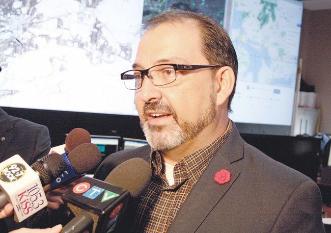 Energy Minister Glenn Thibeault.  Ben Leeson/Postmedia Network