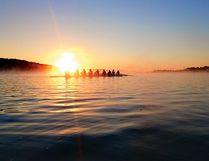 Novice Sunrise by Dean Hay