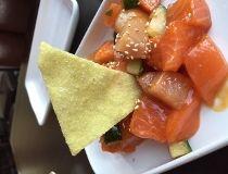 Miso sashimi from Li-Ao Sushi