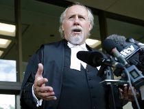 Brian Beresh Travis Vader lawyer