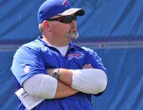 The Bills fired offensive coordinator Greg Roman just two games into the season. (John Kryk/Postmedia Network)