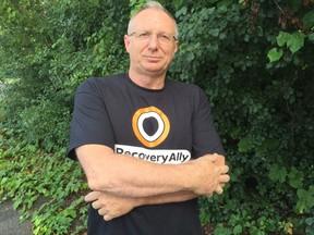 Gord Garner is chairman of Recovery Day Ottawa. BLAIR CRAWFORD / POSTMEDIA