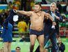 Mongolian wrestling coach