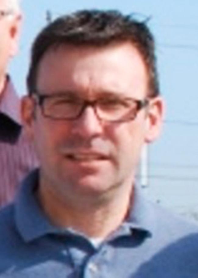 Giuseppe (Joe) Crupi, 50, co-manager of Kashechewan First Nation