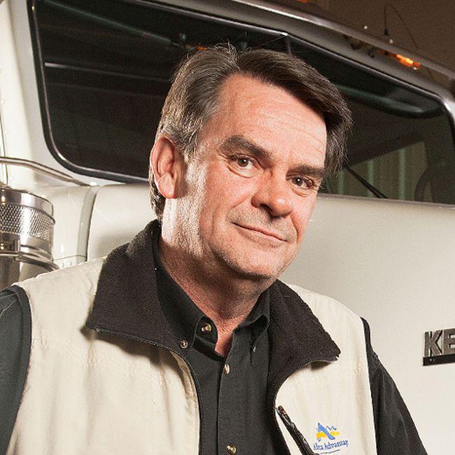 Wally Taschuk, president of Camex Equipment