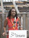 Education Minister Mitzie Hunter. (CHERYL BROWNE/POSTMEDIA NETWORK)