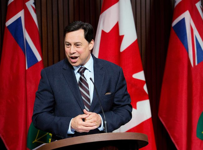 Economic Development Minister Brad Duguid (CANADIAN PRESS/Nathan Denette)