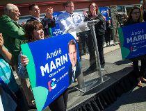 Marin politics