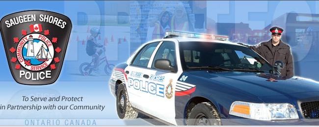 Saugeen Shores Police Service