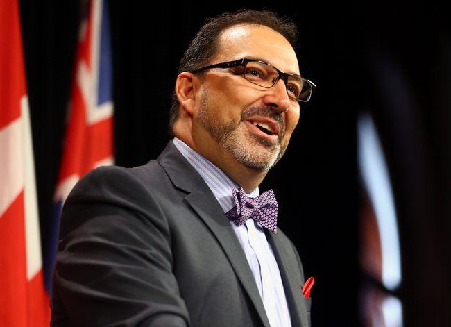 Ontario Minister of Energy Glenn Thibeault. (Dave Abel/Toronto Sun)