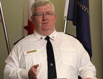 Timmins Police Insp. Mike McGinn