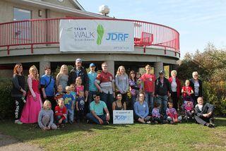 Wetaskiwin hosts JDRF Telus Walk to Cure Diabetes ...