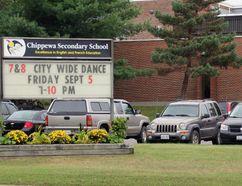 Chippewa Secondary School. File Photo