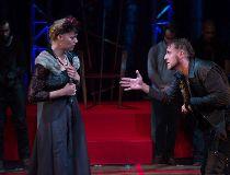 Richard III - Amy Burks and Haysam Kadri