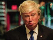 Alec Baldwin will play the next Donald Trump on Saturday Night Live, taking over duties from Darrell Hammond. (Screen shot)