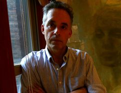 University of Toronto Prof. Jordan Peterson in his home in Toronto on Thursday, September 29, 2016. (Dave Abel/Toronto Sun)