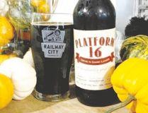Platform 16 Devil's Dark Lager is a German schwarzbier largely unknown in North America until the craft beer movement took hold.