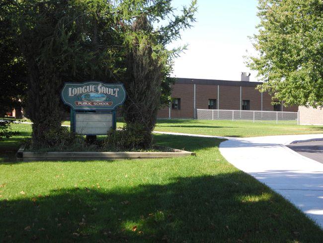 Longue Sault Public School. Greg Peerenboom/Cornwall Standard-Freeholder