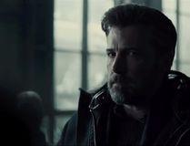 "Ben Affleck plays Batman in Zack Snyder's ""Justice League."""