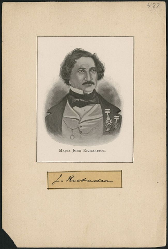 Major John Richardson