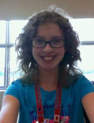 Michelle Bouchard, 16. (Facebook)