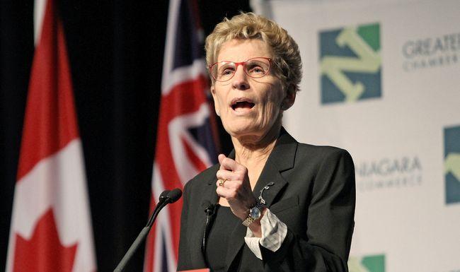 Premier Kathleen Wynne.  (Mike DiBattista/Postmedia Network)